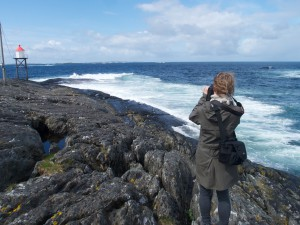 Bølger observeres og dokumenteres