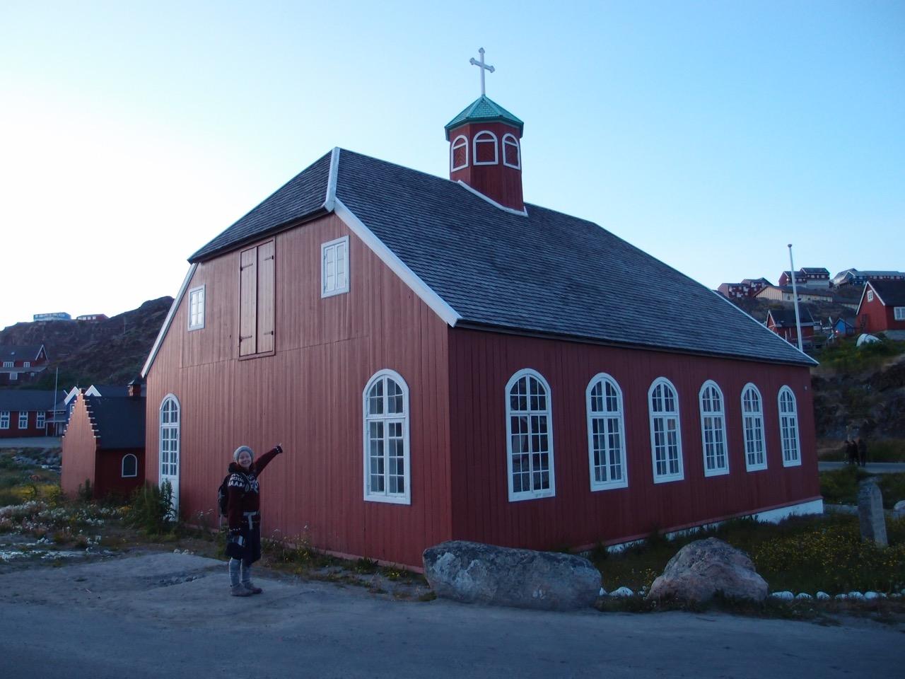 Kirke fra Drammen
